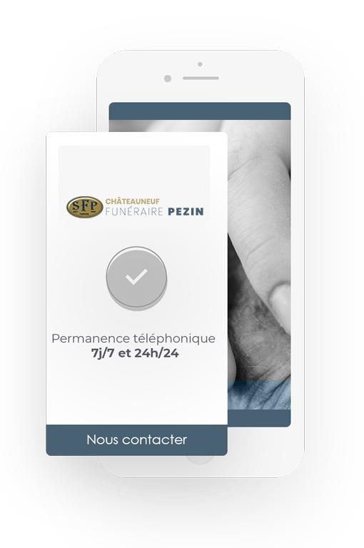 Permanence téléphonique 7j/7 et 24h/24