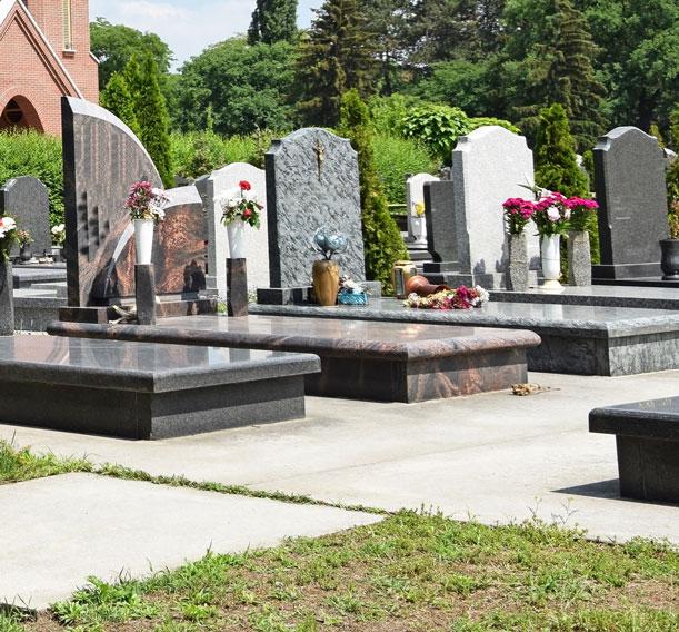 entretien régulier des sépultures à Châteauneuf-sur-Loire