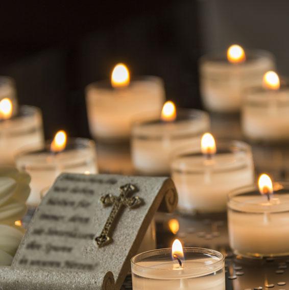 réglementation pour les ornements funéraires à Châteauneuf-sur-Loire